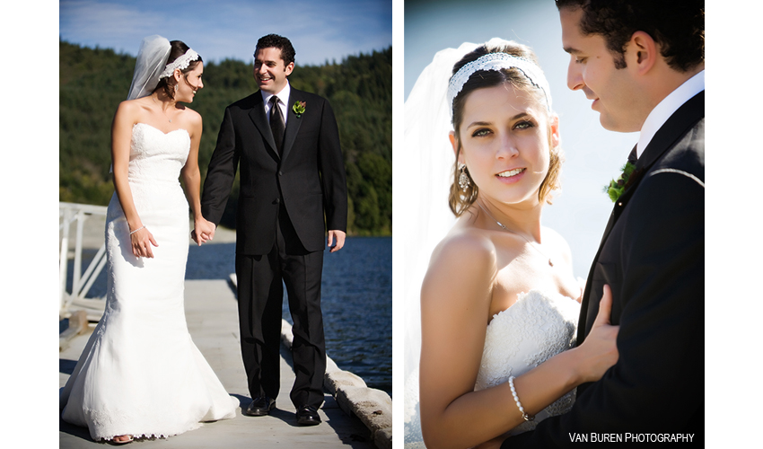 Oregon Wedding Photography at TuTuTun Lodge in Gold Beach ...